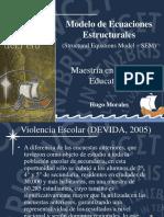 Modelo de ecuaciones estructurales