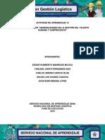 Evidencia 1 Taller Generalidades de la gestión del talento humano.docx