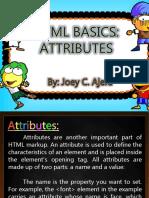 HTML Basics 3