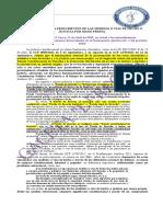 PROSCRIPCIÓN DE LAS MEDIDAS O VÍAS DE HECHO O JUSTICIA POR MANO PROPIA. 119.18.pdf