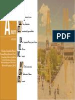 Indice de panel analisis arquitectonico