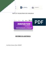 reporte de asistencia Innovation Week.docx