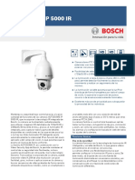 Autodome Ip 5000 Ir Data Sheet Eses 19166828299