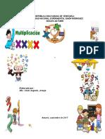 Manual de Operaciones Matemáticas