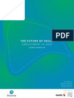 The Future of Skills Employment in 2030