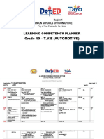 T.V.E (AUTO)-10-LCP-2019-2020