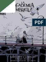 04 the Umbrella Academy Hotel Oblivion - Totalspace