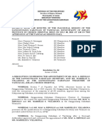 No. 2 Appointment of SK Secretary and Treasurer