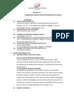 Modelo de Informe Responsabilida Social