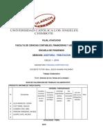 Sintesis de La Unidad I Finanzas corporativas