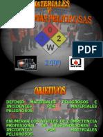 MATERIALES PELIGROSOS FINAL.ppt