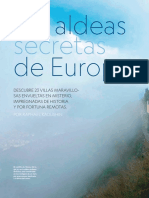 Aldeas secretas de Europa (National Geographic Traveler)