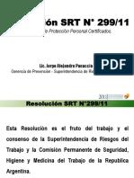 Certificación EPP