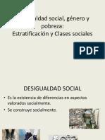 Desigualdad Social, Género y Pobreza