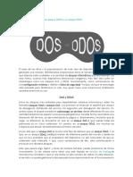 Qué Tienen en Común Un Ataque DDOS y Un Ataque DOS