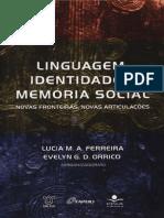 Linguagem, Indentidade e Memória Social