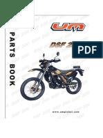 Catalogo Partes UM Dsf 200