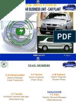 Tata Motors PCBU