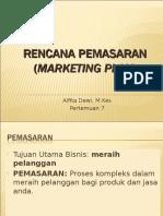 Perencanaan Pemasaran P7