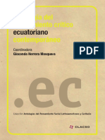 Antologia Ecuador Alberto Acosta