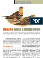 Hunts and Grouse