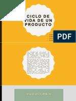 Ciclo de Vida de Un Producto-pamela