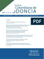 Revista Colombiana de Ortodoncia