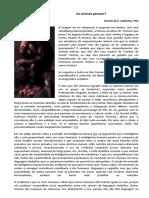 Animais Pensam - Renato Sabbatini