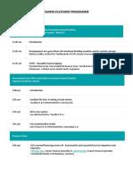 Itma Speakers Platform Programme