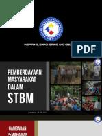 STBM PEMBERDAYAAN MASYARAKAT