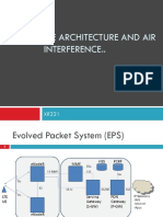 Lte Arch. and Aif