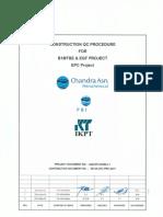 ED 00 CPL PRC 0021 Construction QC Procedure Rev.2