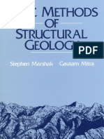 Basic Method of Structural Geology-Marsak and Mitra