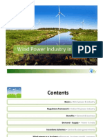 Wind Power Snapshot - Vikram Parekh