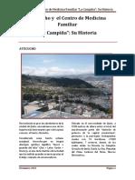 Centro de Medicina Familiar VozAndes Atucucho.