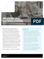Ds Professional Services Suitesolutions i