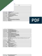 Daftar Kode Rekening Pendapatan Belanja Dan Pembiayaan
