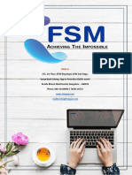 Basics of Networking by FSM Global Solutions