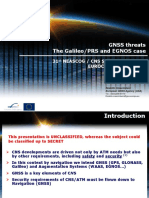 7B PRESENTATION - Rodolfo CRESCIMBENI EUROPEAN GNSS AGENCY - GSA.ppt