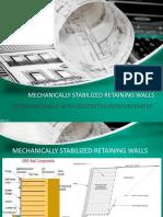 Mse1 - Geotextile Reinforcement