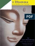 Pure Dhamma 25January2019