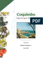 """""""Coquimbo, lugar de aguas tranquilas""""."""