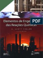 Elementos Da Engenharia Das Reações Químicas - Fogler (4ª Edição)