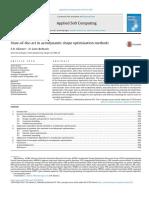Aerodynamic Shape Optimisation Methods