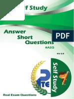 PTE Self Study -Asq v2.0