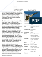 Sukhoi Su-35 - Wikipedia, The Free Encyclopedia