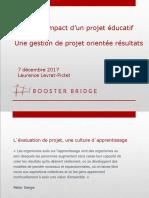 l'évaluation de projet