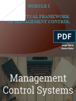 Managament control system