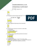 Examen Ranking Física 04-07-2019