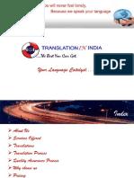 TII Corporate Presentation